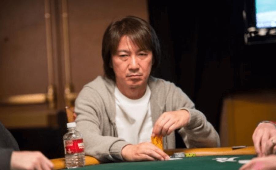 ポーカー日本人ランキング 香川雅昭
