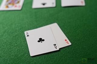 ホールカードの種類の確率は?
