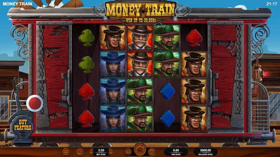 メインゲーム画面