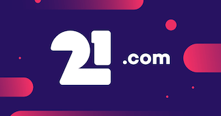 21.comロゴ