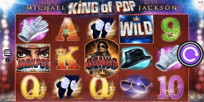 マイケルジャクソン:キングオブポップ
