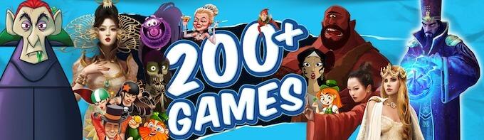 ジェネシス200以上のゲーム