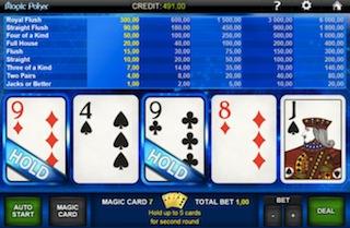 igaming2go Magic Poker