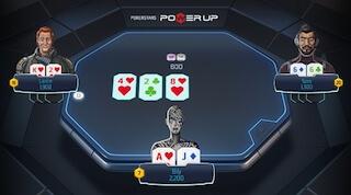 未来型ポーカー・パワーアップ
