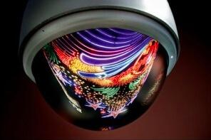 カジノのセキュリティカメラ