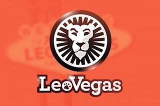 レオベガス ロゴ