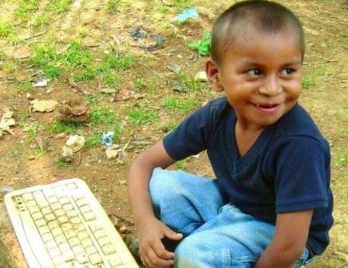 8歳のポーカープレイヤー