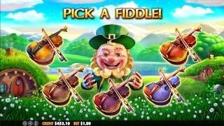 バイオリン選択