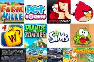 ソーシャルゲーム