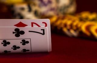 最悪のホールカードは・・・