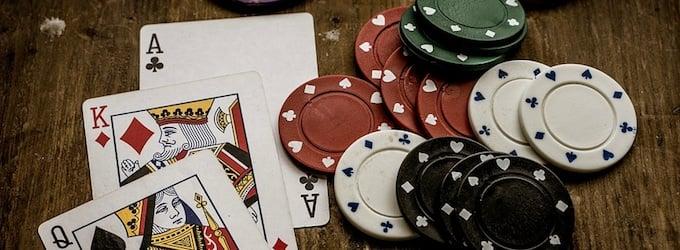 ポーカーカードゲーム