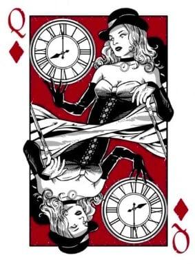 ポーカークイーン