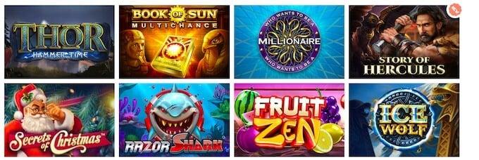アルフカジノゲーム