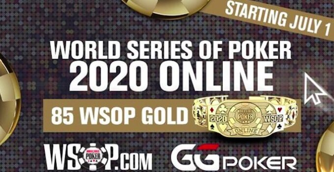 WSOP2020