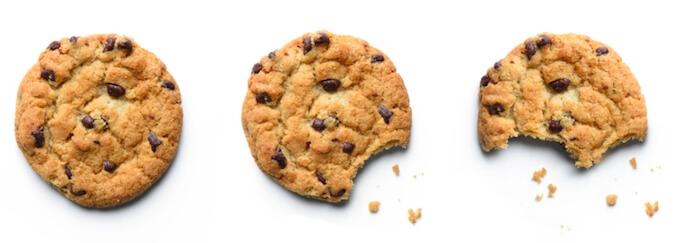 クッキーの消去?