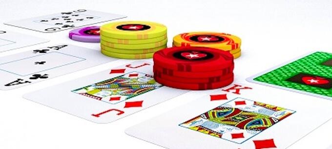 ポーカープレイは能動態で