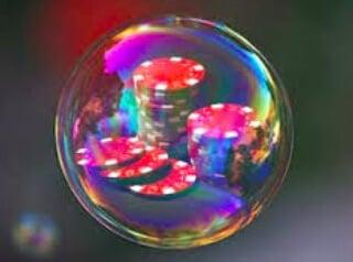 バブル間近