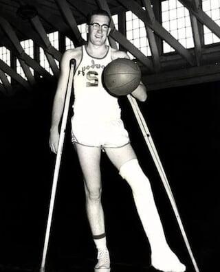 Doyle Brunson バスケットボール
